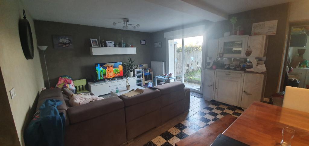 Amiens : Maison avec Garage et  grand jardin