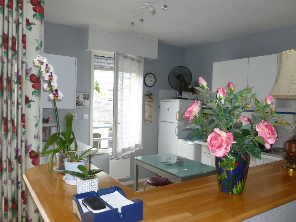 Habitation - Vente Appartement T 3 - Rennes