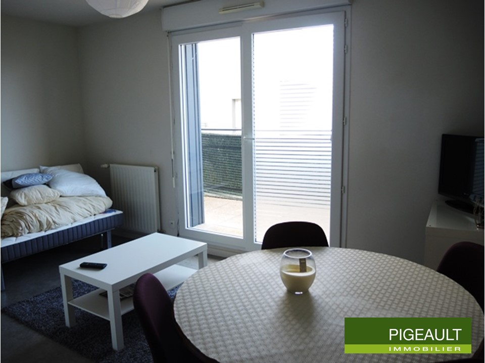 Habitation - Vente Appartement T 1 - Saint Malo