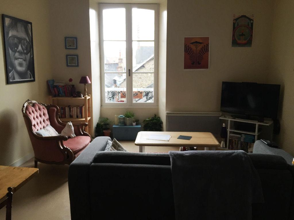 Habitation - Vente Appartement T 2 - Rennes