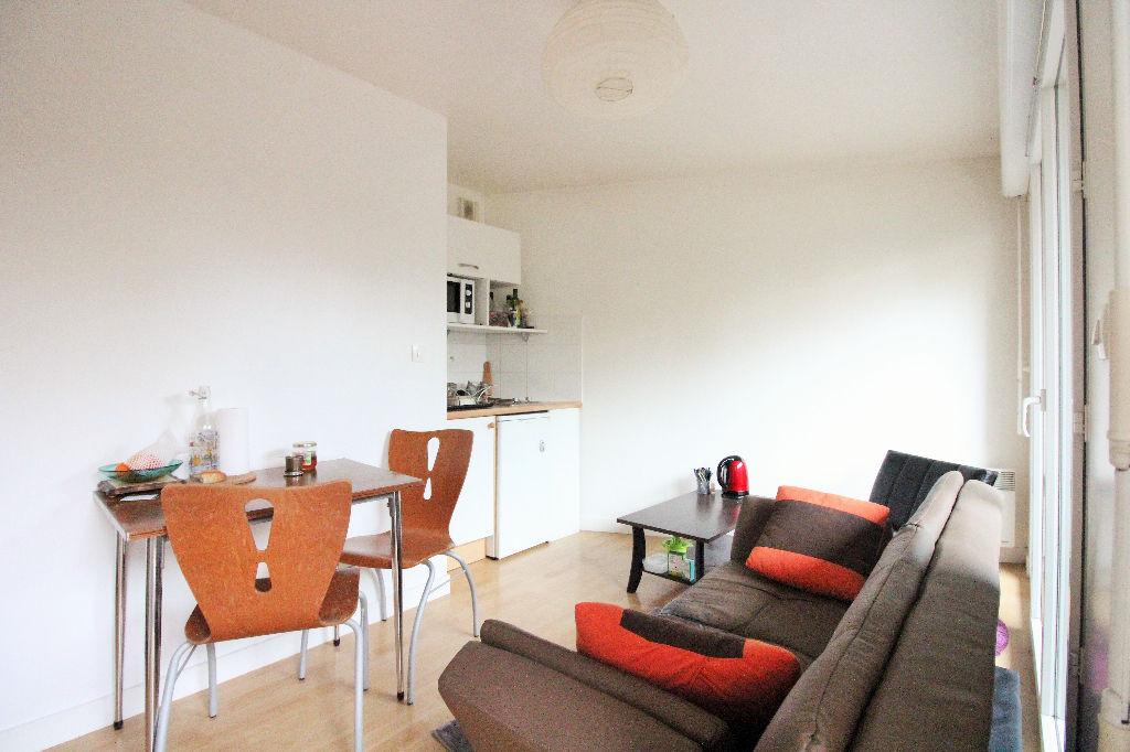 Habitation - Vente Appartement T 2 - Nantes