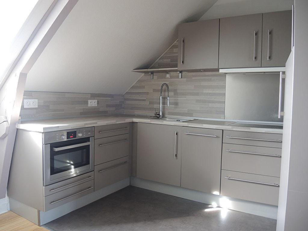 Habitation - Vente Appartement T 3 - Saint Meloir Des Ondes