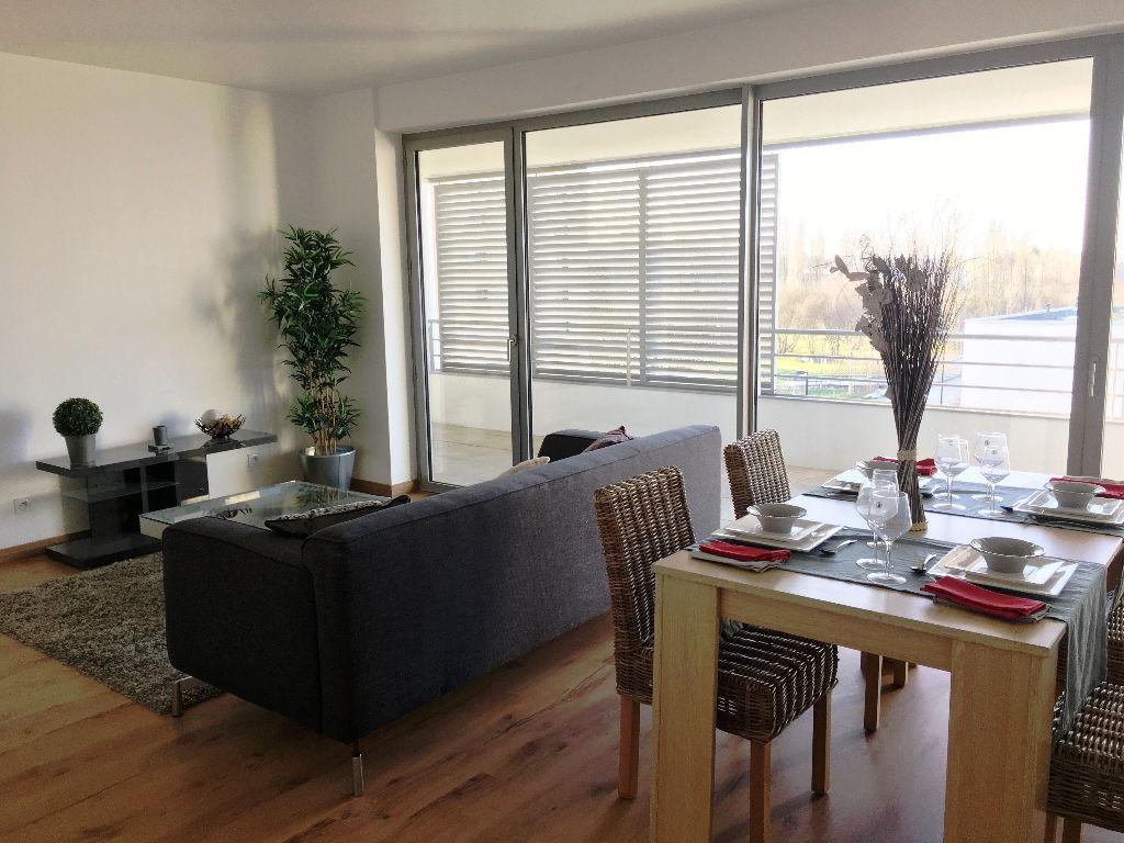 Habitation - Vente Appartement T 4 - Saint Jacques De La Lande