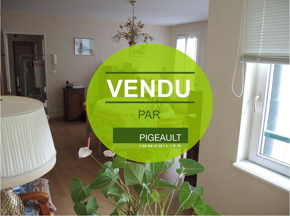 Habitation - Vente Appartement T 3 - Dol De Bretagne