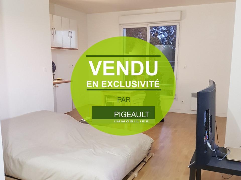 Habitation - Vente Appartement T 1 - Nantes