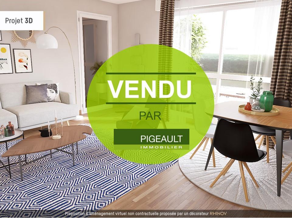 Habitation - Vente Appartement T 4 - Rennes