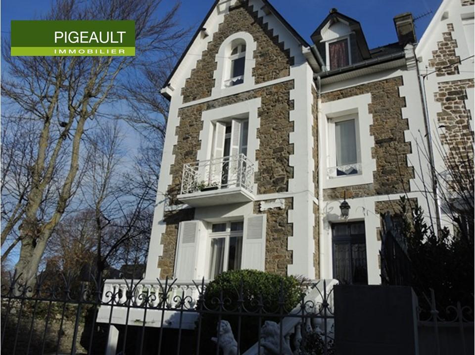 Habitation - Vente Maison T 8 - Saint Malo