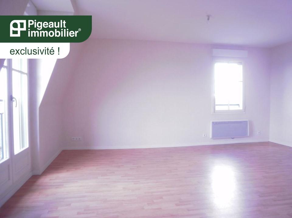 Habitation - Vente Appartement T 3 - Pontorson