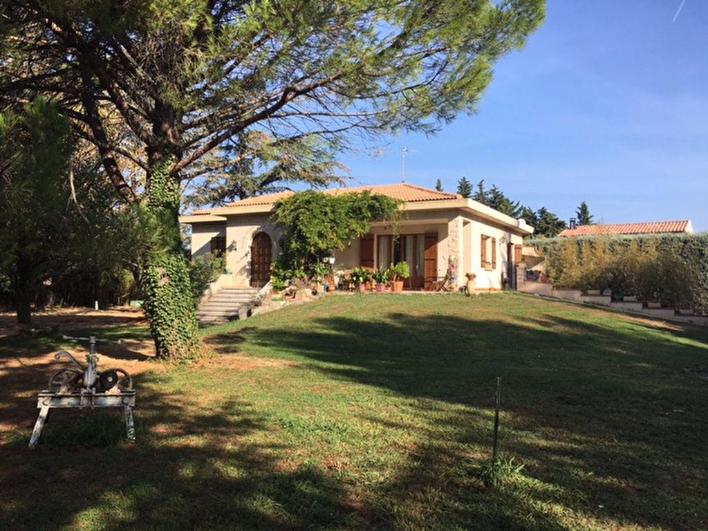 vente maison/villa 5 pièces MONTFAVET 84140