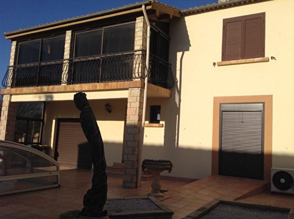 Vente maison/villa 5 pièces LIGNAN SUR ORB 34490