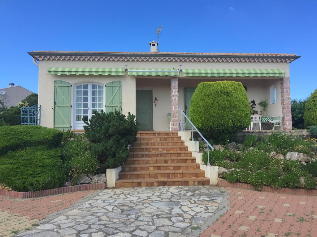 Vente maison/villa 4 pièces THEZAN LES BEZIERS 34490