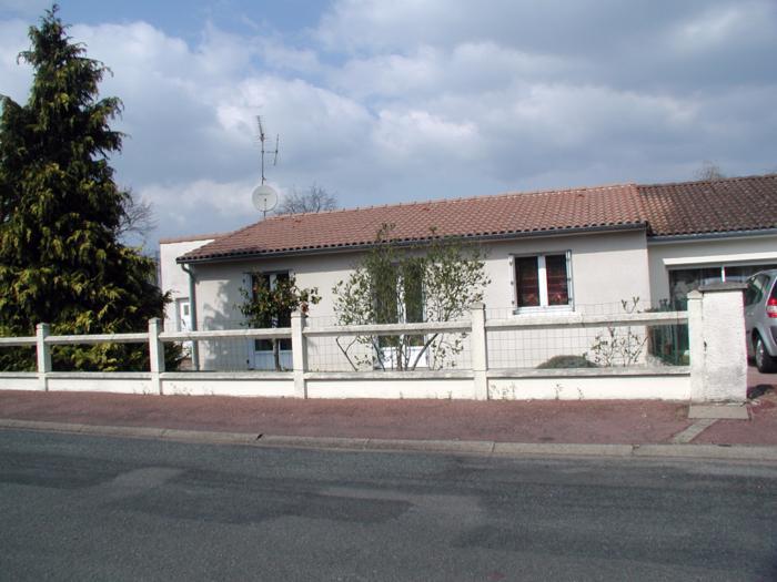 photo de Pavillon plain pied T3 avec jardin