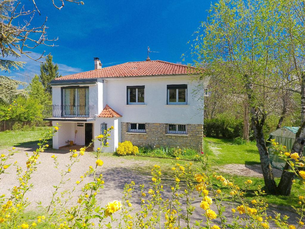 vente maison/villa 6 pièces PRADINES 46090