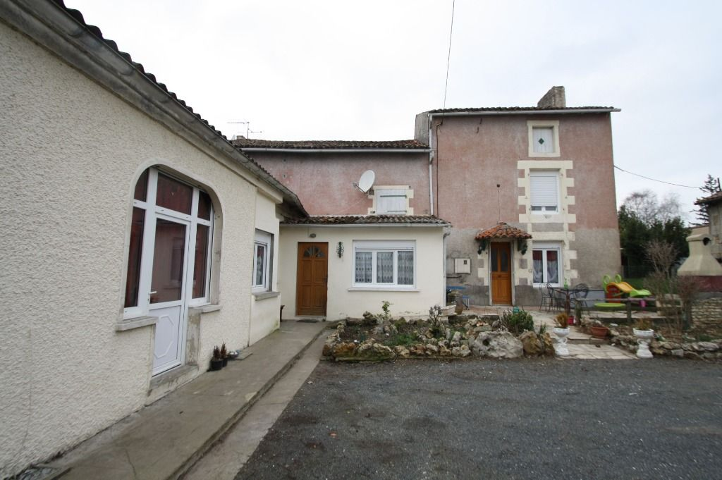 Vente Maison 7 pièces VOUILLE 86190