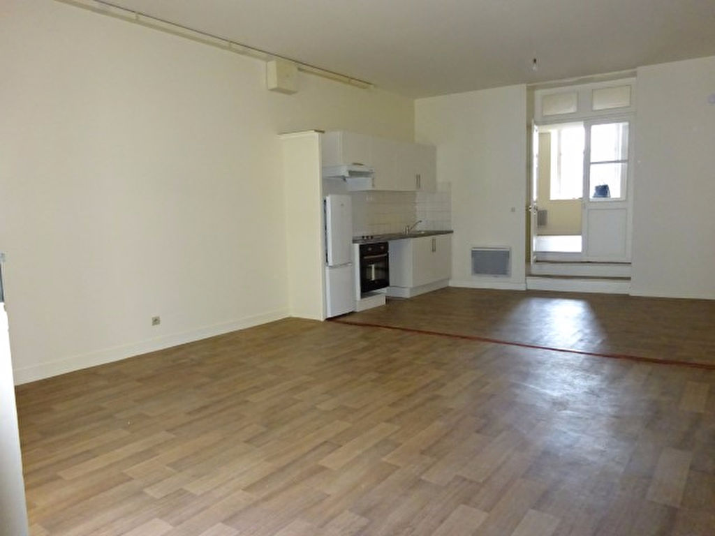 Appartement 68 m poitiers en rdc poitiers 86000 for Vente appartement rdc