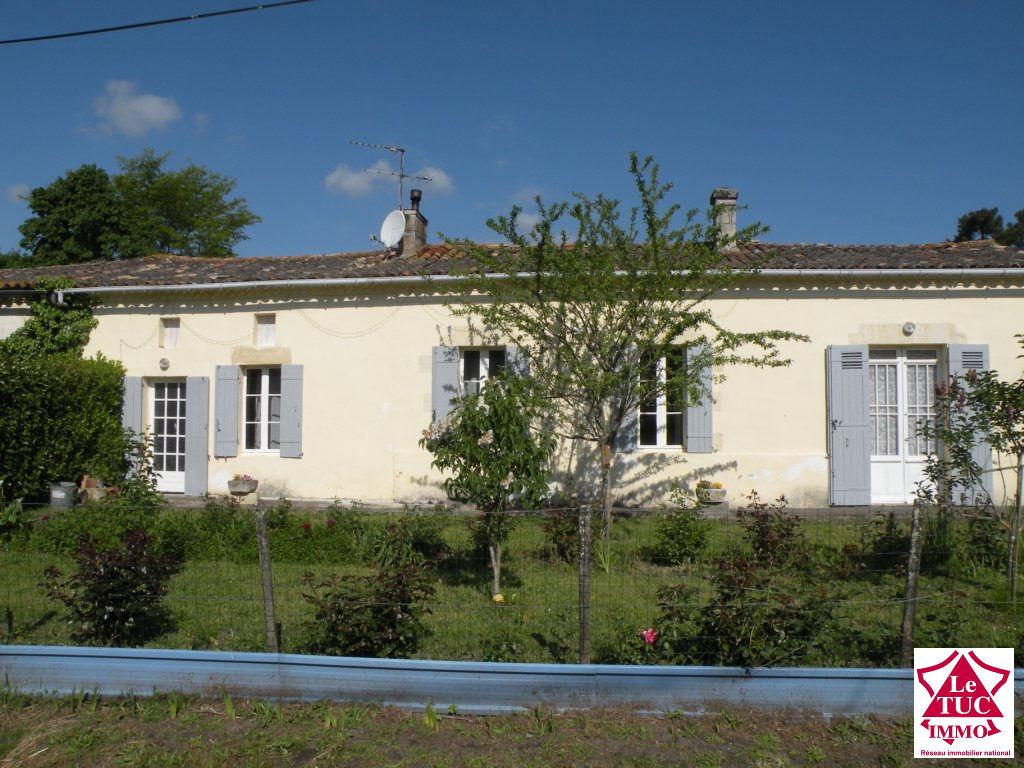 Vente Maison 6 pièces GENERAC 33920