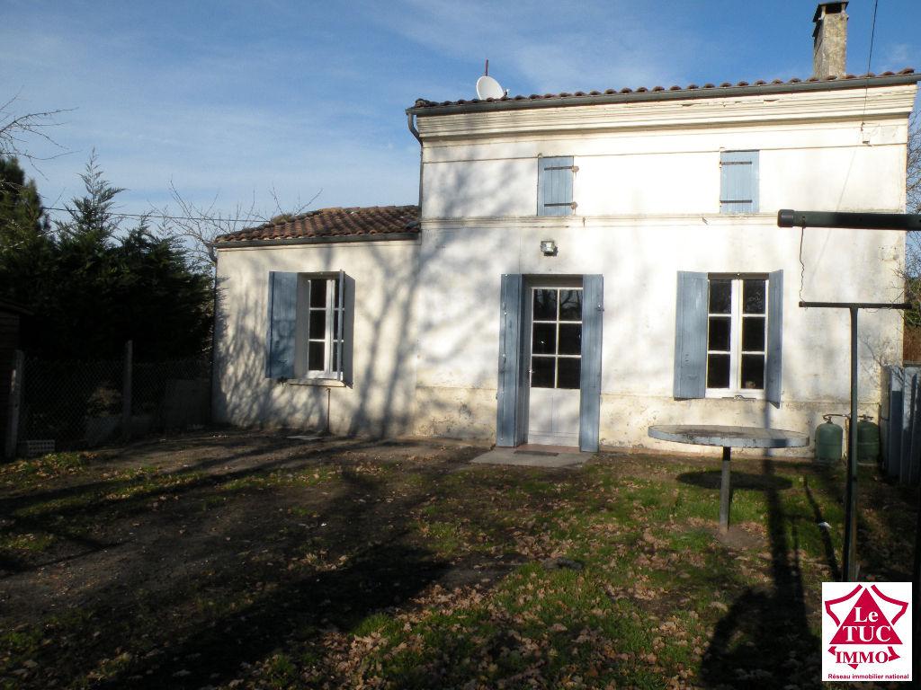 Location Maison 3 pièces CAMPUGNAN 33390