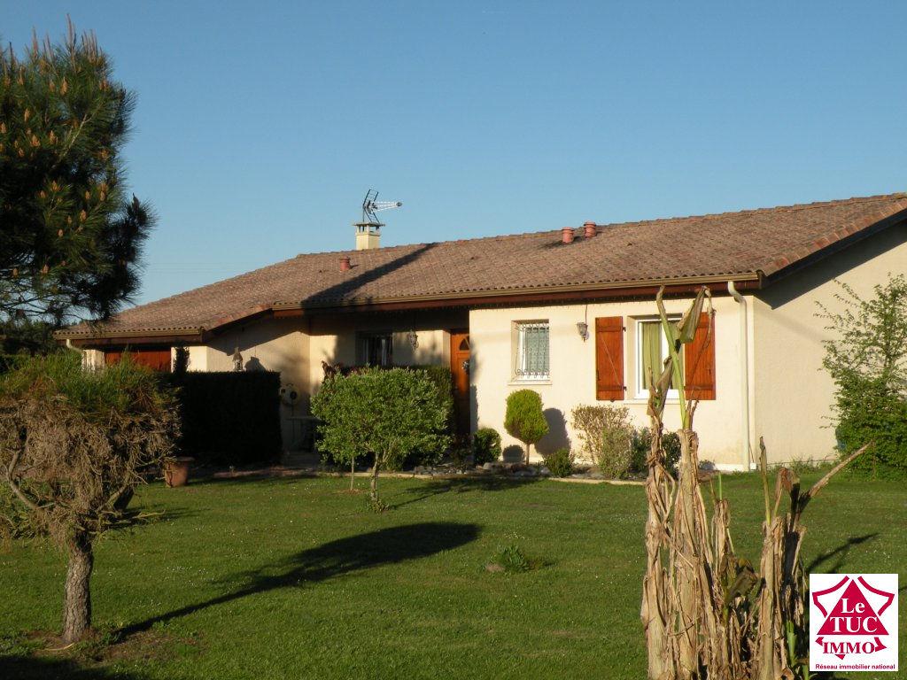 Vente Maison 4 pièces REIGNAC 33860