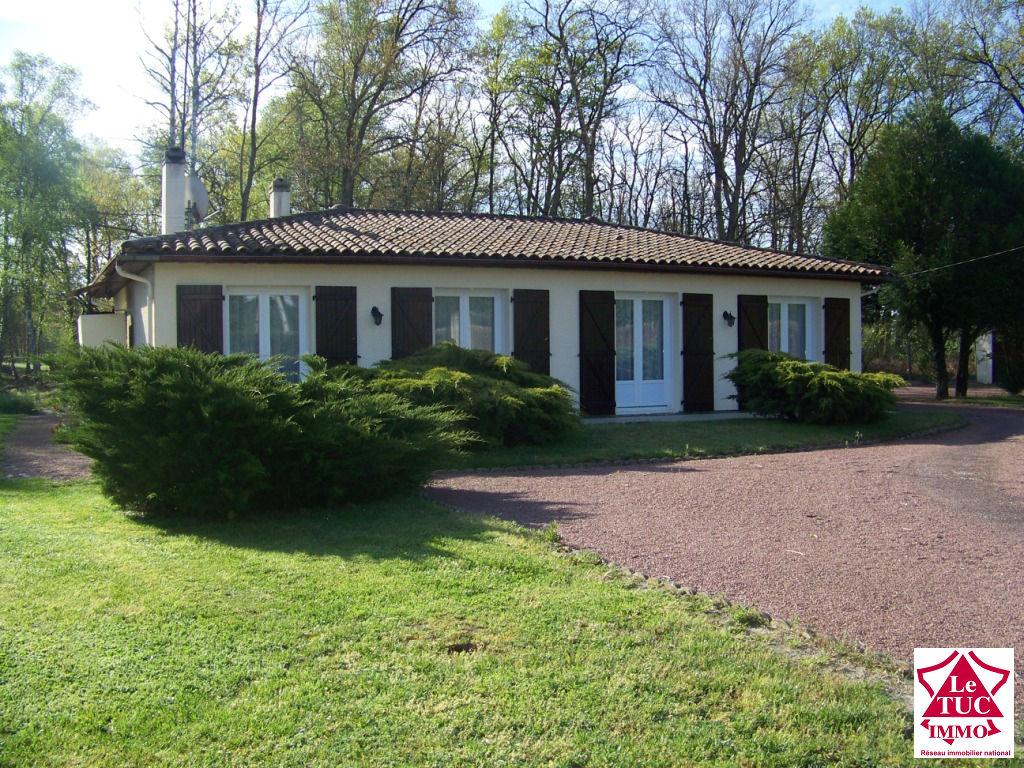 Vente Maison 4 pièces MONTENDRE 17130