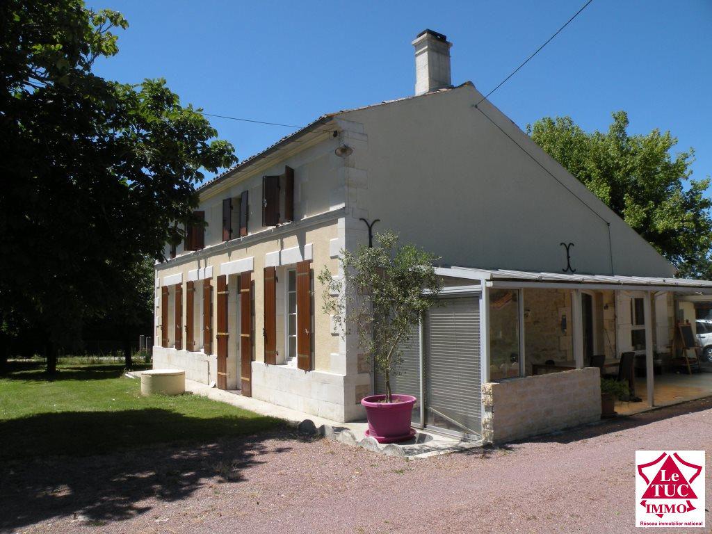 Vente Maison 4 pièces BOISREDON 17150