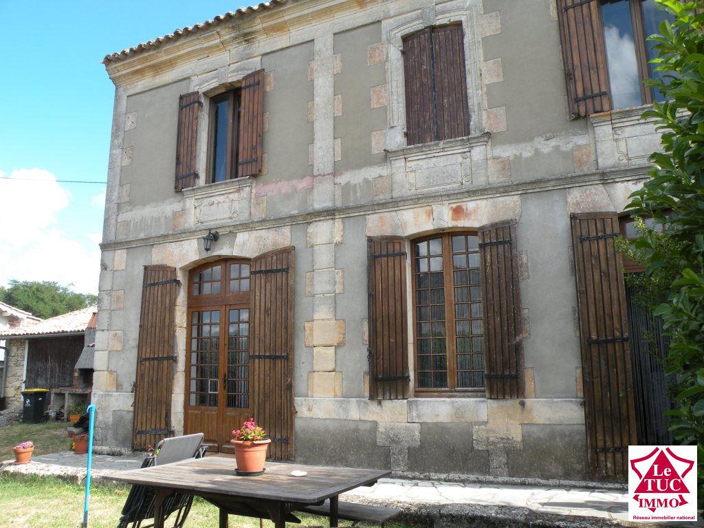 vente maison/villa 4 pièces REIGNAC 33860