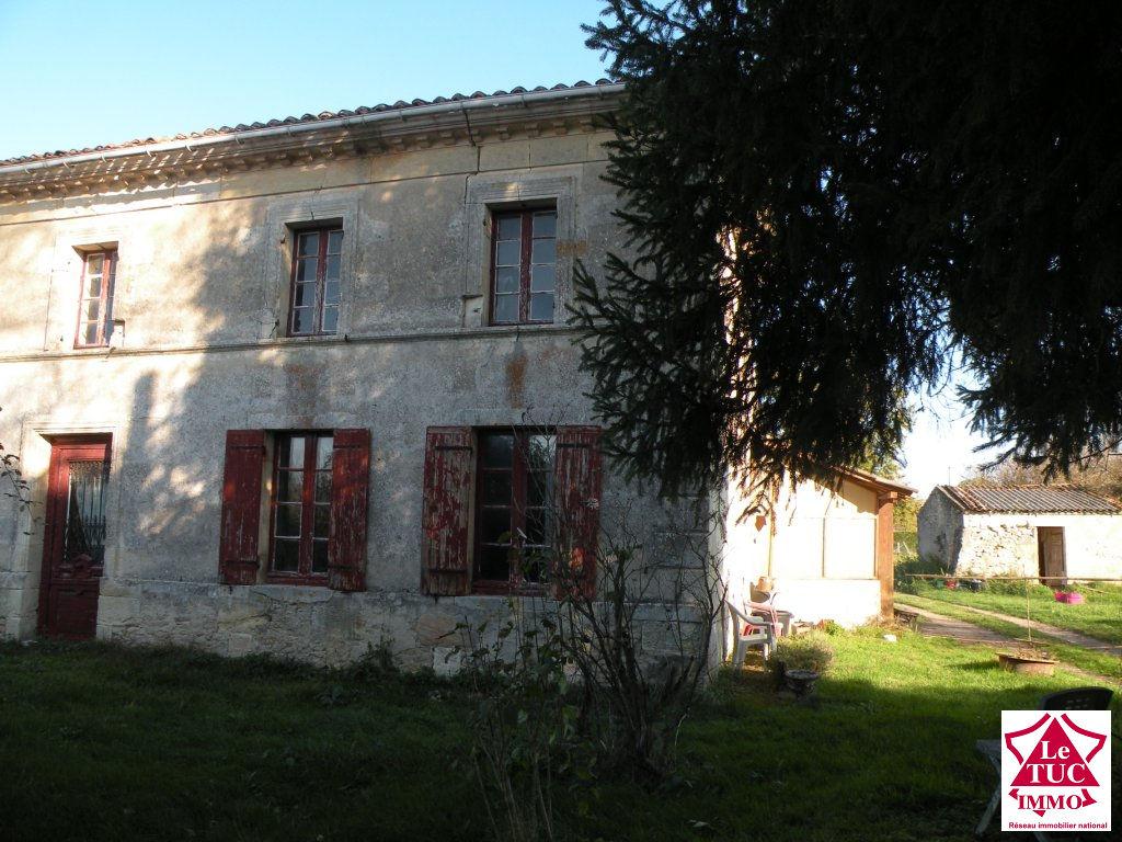 vente maison/villa 5 pièces REIGNAC 33860