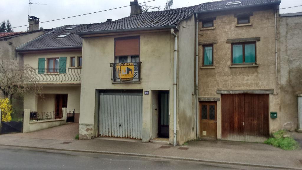 Vente maison chavigny 54230 sur le partenaire for Vente maison vefa