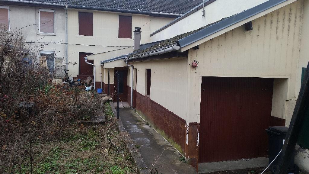 Maison neuves maisons 3 4 pi ce s 85 m2 neuves maisons 54230 for Vente maison neuve 85