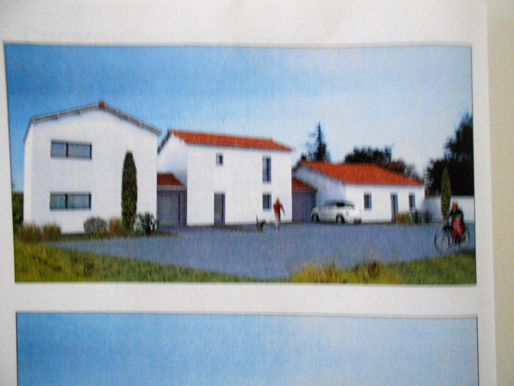 Maison les sorinieres 4 pi ce s m2 en vefa les for Vente maison vefa