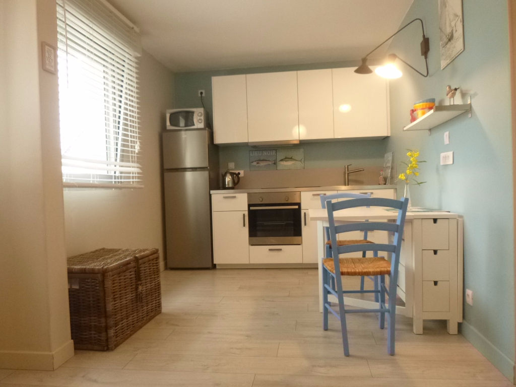 photo de Appartement Concarneau 1 pièce(s) 28 m2