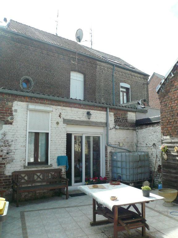 Sale house / villa Caudry 114000€ - Picture 3