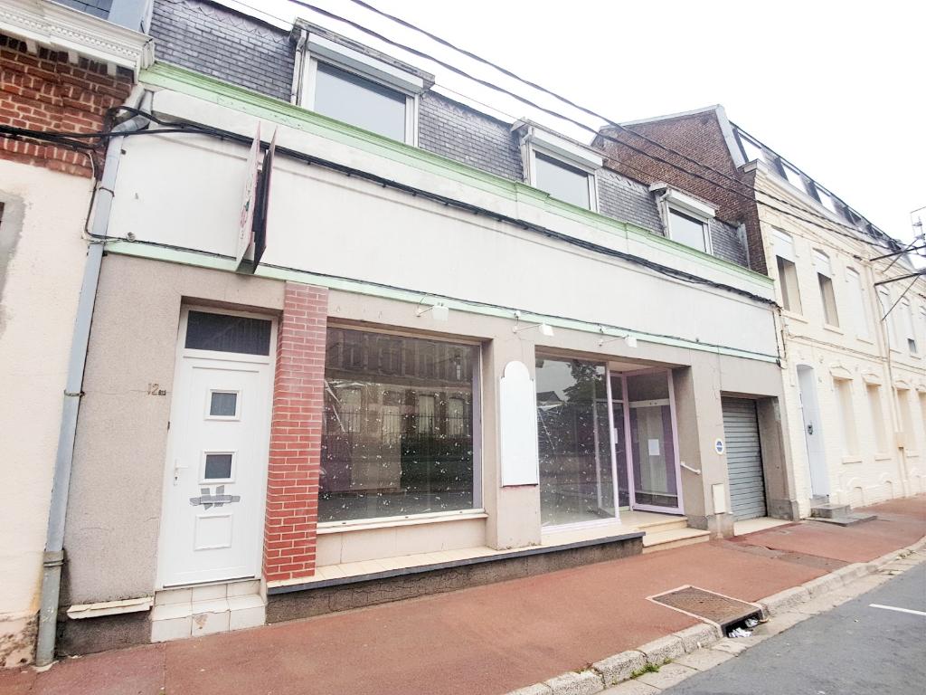 Vente maison / villa Caudry 100000€ - Photo 1