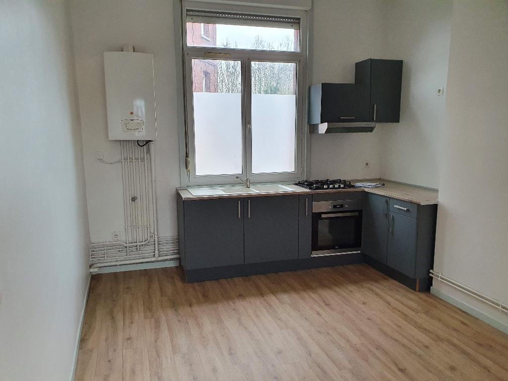 Location appartement Cambrai 462€ CC - Photo 1
