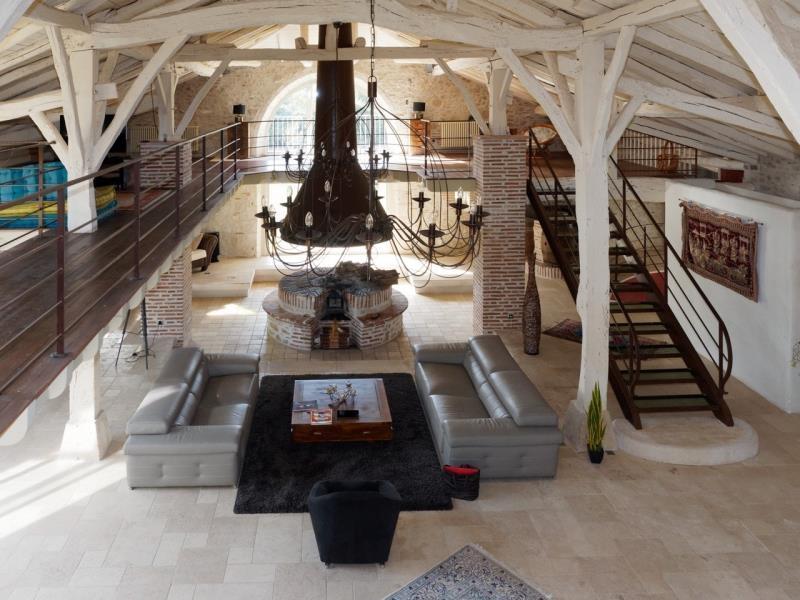 Deluxe sale house / villa Agen 1196000€ - Picture 2