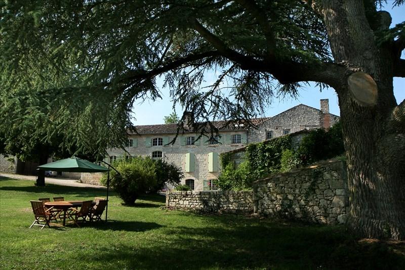 Deluxe sale house / villa Laroque timbaut 1248000€ - Picture 1