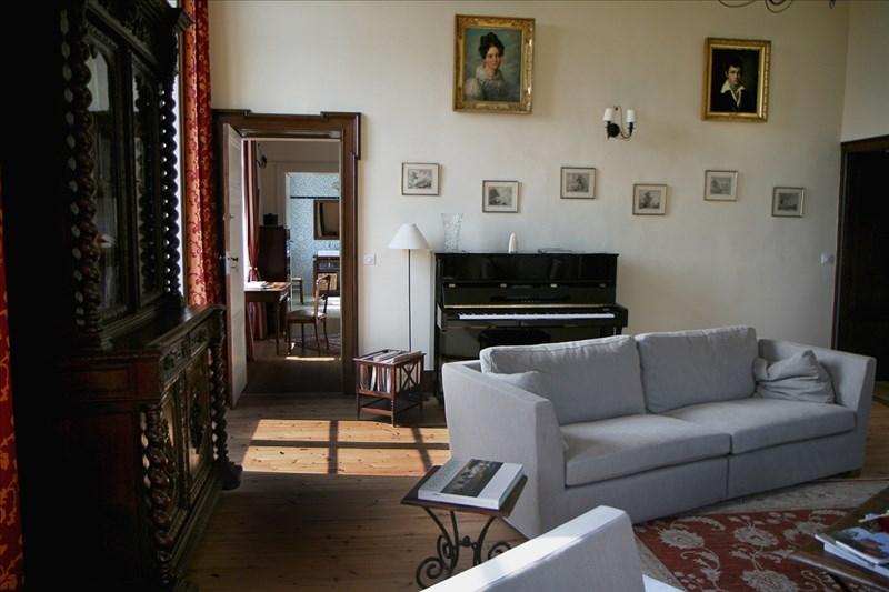 Deluxe sale house / villa Laroque timbaut 1248000€ - Picture 2