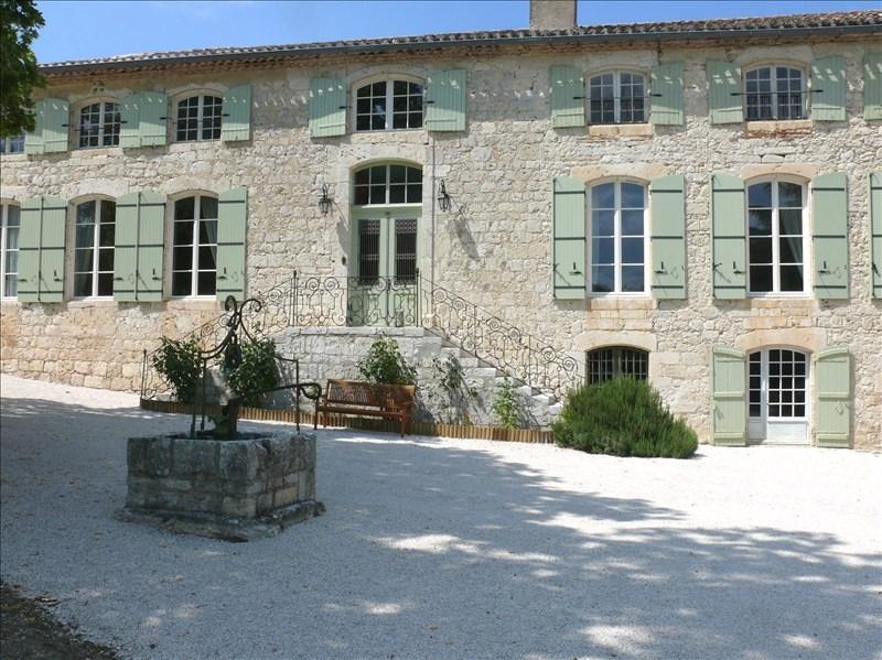 Deluxe sale house / villa Laroque timbaut 1248000€ - Picture 8