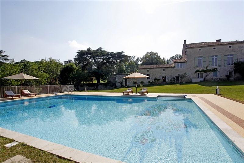 Deluxe sale house / villa Laroque timbaut 1248000€ - Picture 9