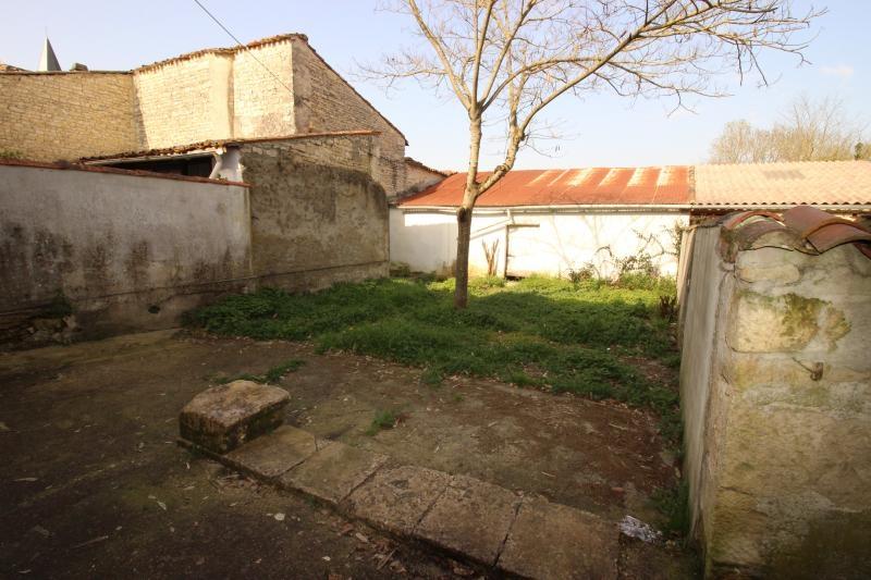 Vente maison / villa Chize 59000€ - Photo 1