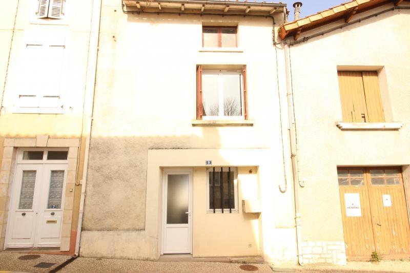 Vente maison / villa Chize 59000€ - Photo 3