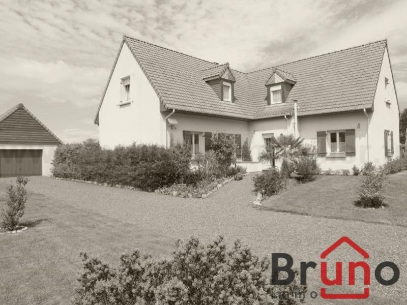 Sale house / villa St quentin en tourmont 432000€ - Picture 1