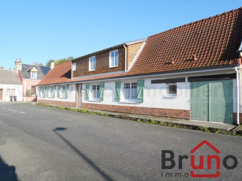 Sale house / villa Noyelles sur mer 271000€ - Picture 1