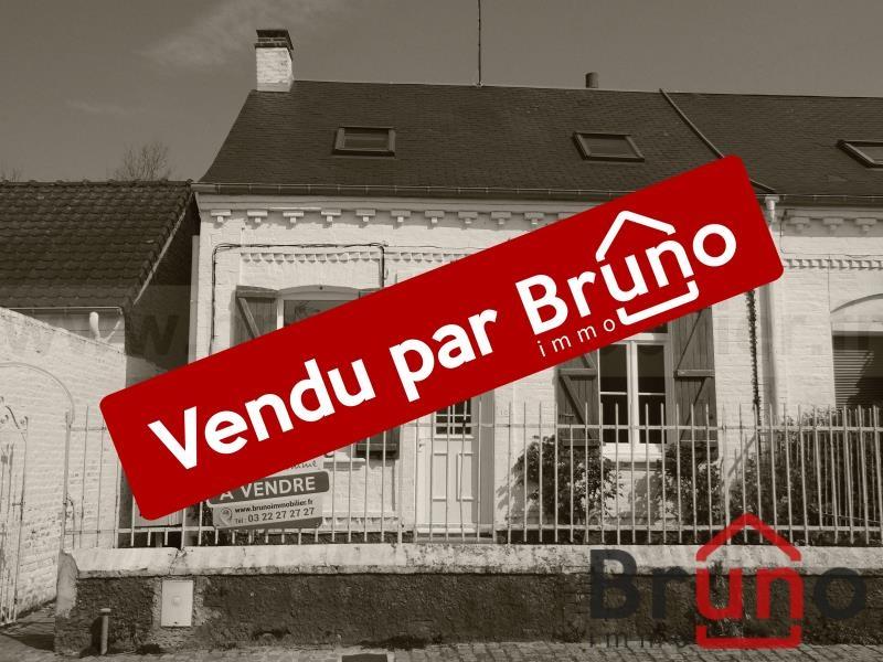 Sale house / villa Noyelles sur mer  - Picture 1