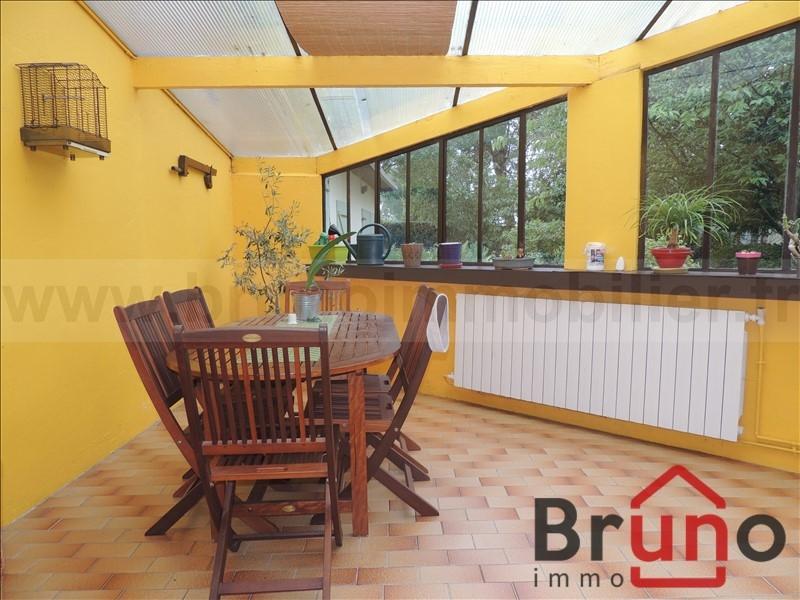Sale house / villa Estrees les crecy 246000€ - Picture 12