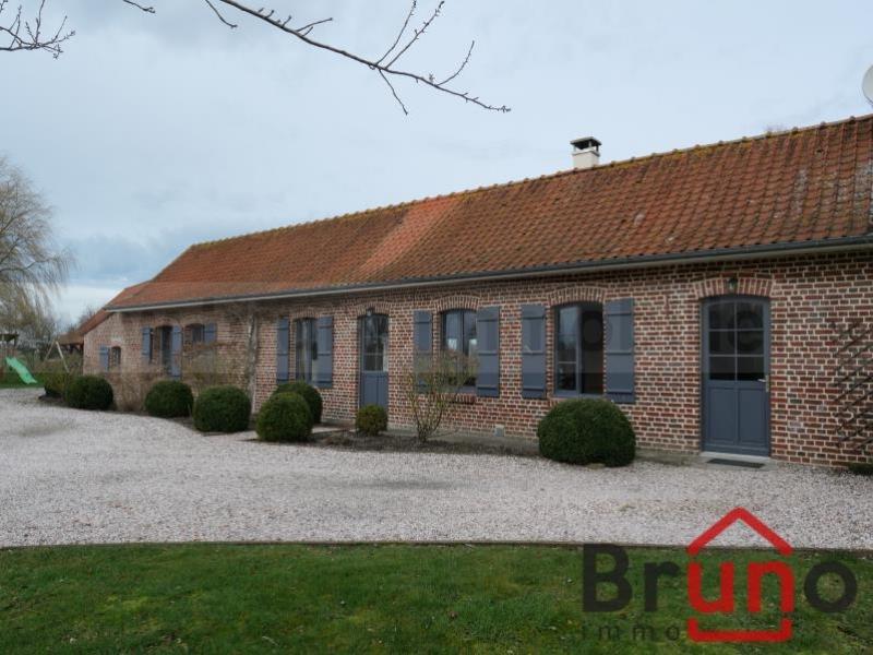 Sale house / villa Ponthoile 499900€ - Picture 1