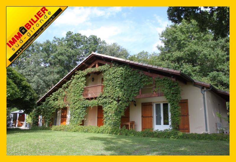 Sale house / villa Marmande 296200€ - Picture 1