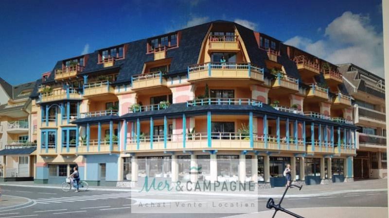 Sale apartment Fort mahon plage 211000€ - Picture 1
