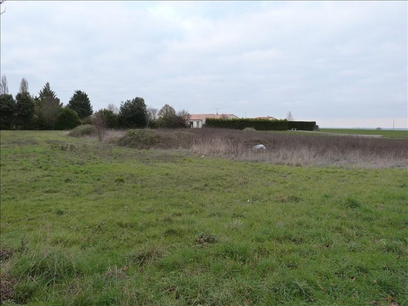 Vente terrain Thenezay 12000€ - Photo 2