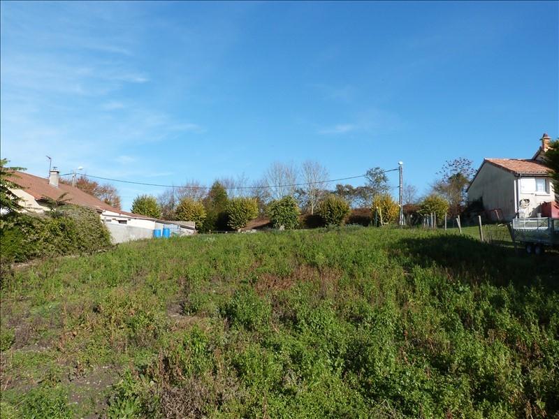 Vente terrain Mirebeau 18000€ - Photo 2