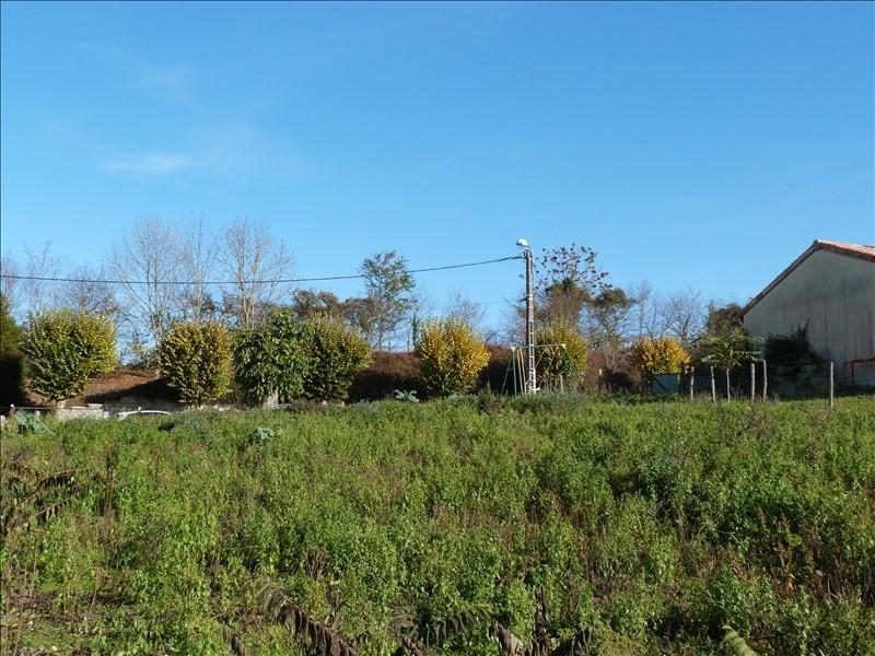 Vente terrain Mirebeau 18000€ - Photo 3
